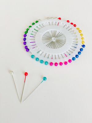MultiColor Hijab Pin Wheel