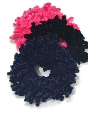 VOLUMIZING SCRUNCHIE