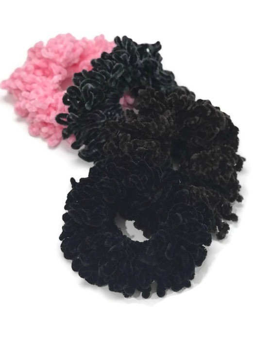 SMALL VOLUMIZING SCRUNCHIE