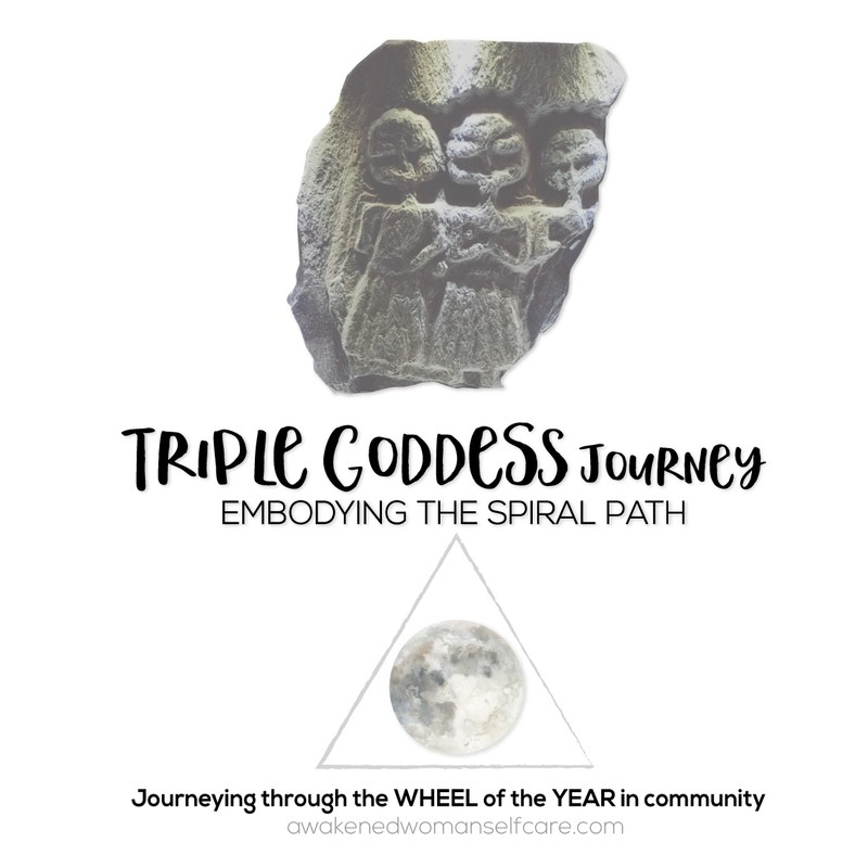 Triple Goddess Journey Community Group (monthly)