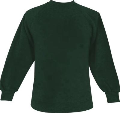 Sweater Embroidered to Left Breast 1 colour