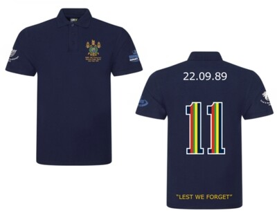 RMBS Memorial Rugby Match Polo Shirt