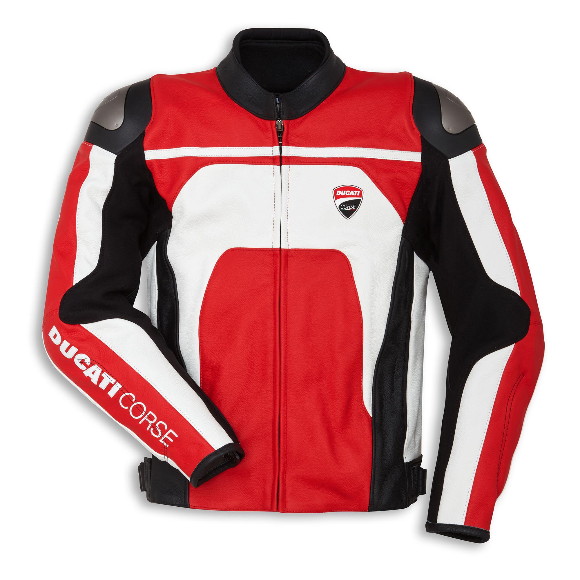 Ducati Corse C4 Leather jacket 981045248