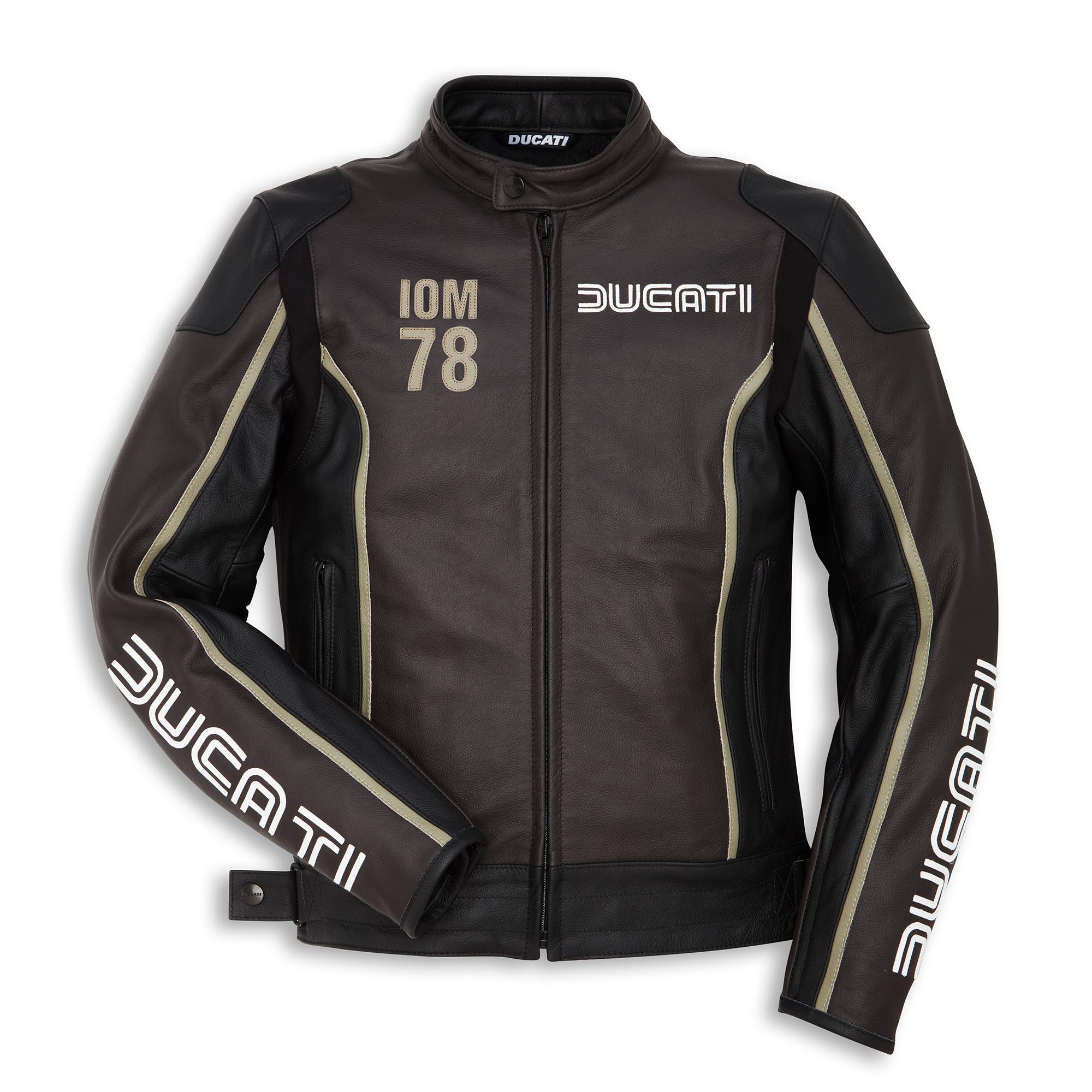 IOM C1 Leather jacket 981041048