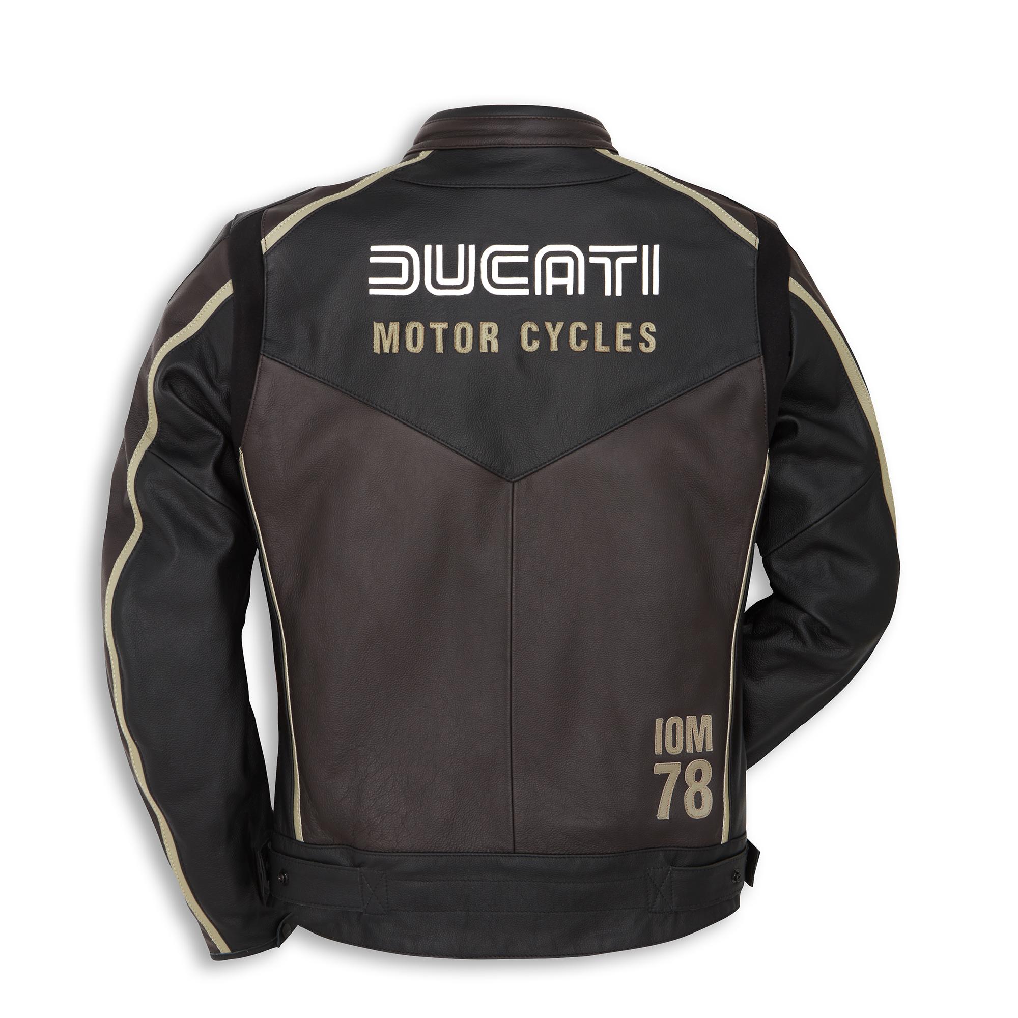 IOM C1 Leather jacket