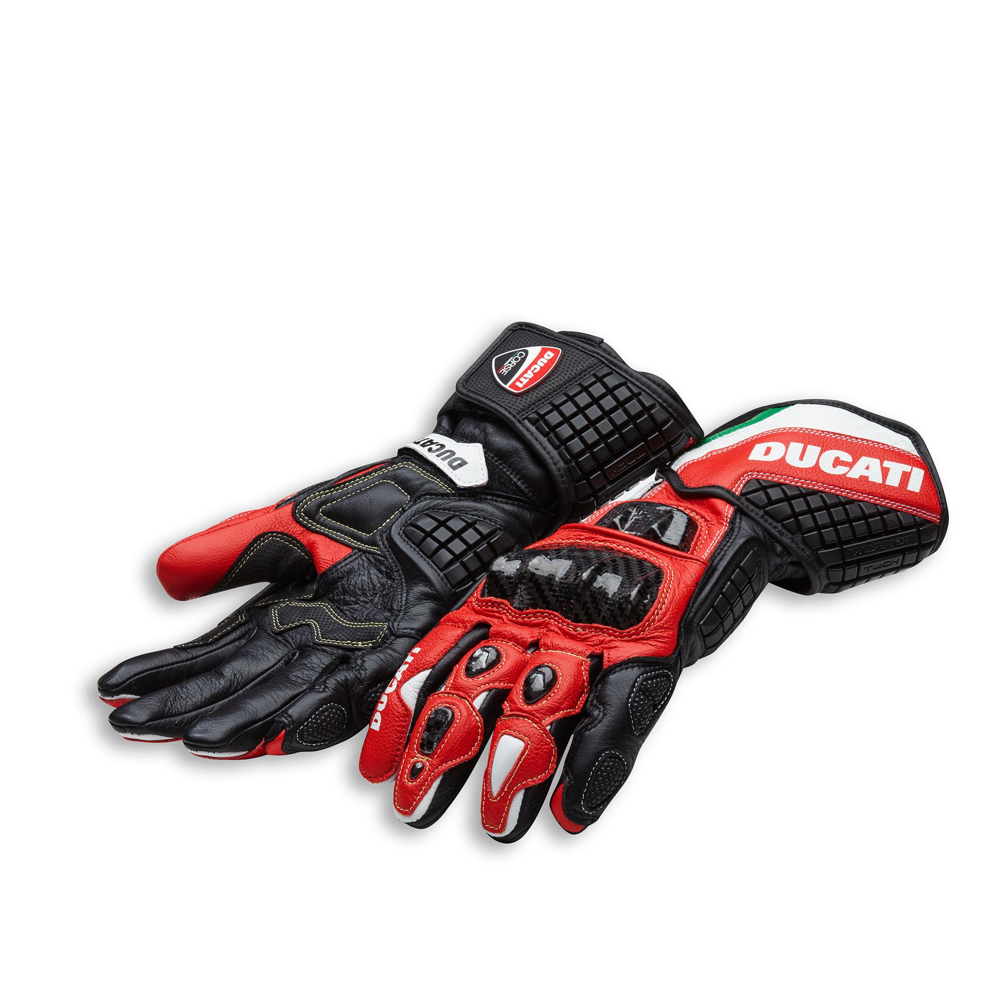 Ducati Corse C3 Leather gloves 981042163