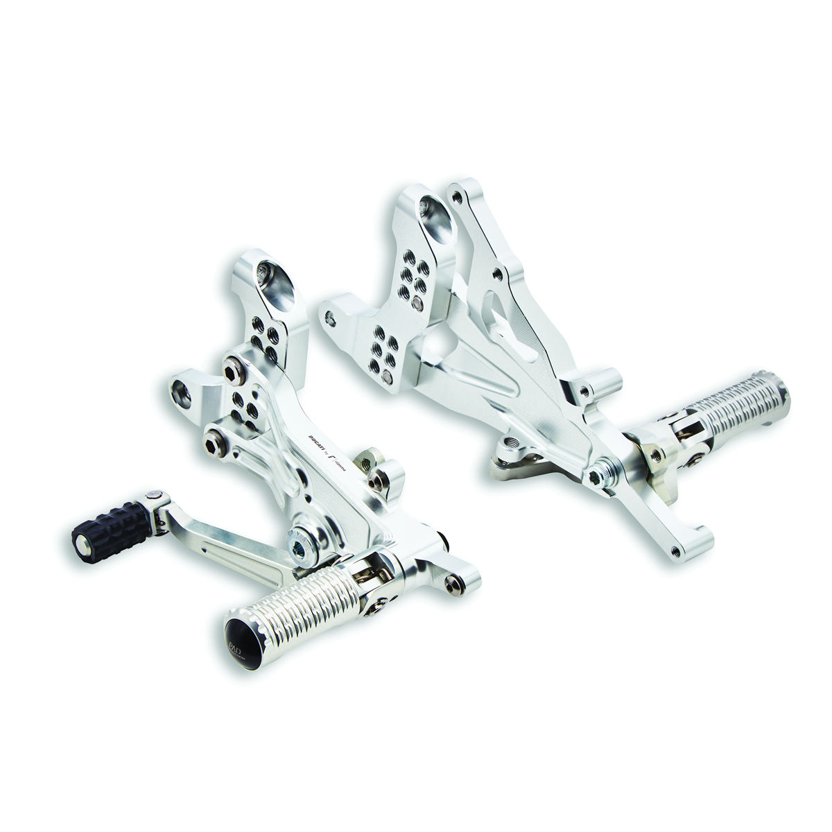 Adjustable rider footpeg kit. 96280481A