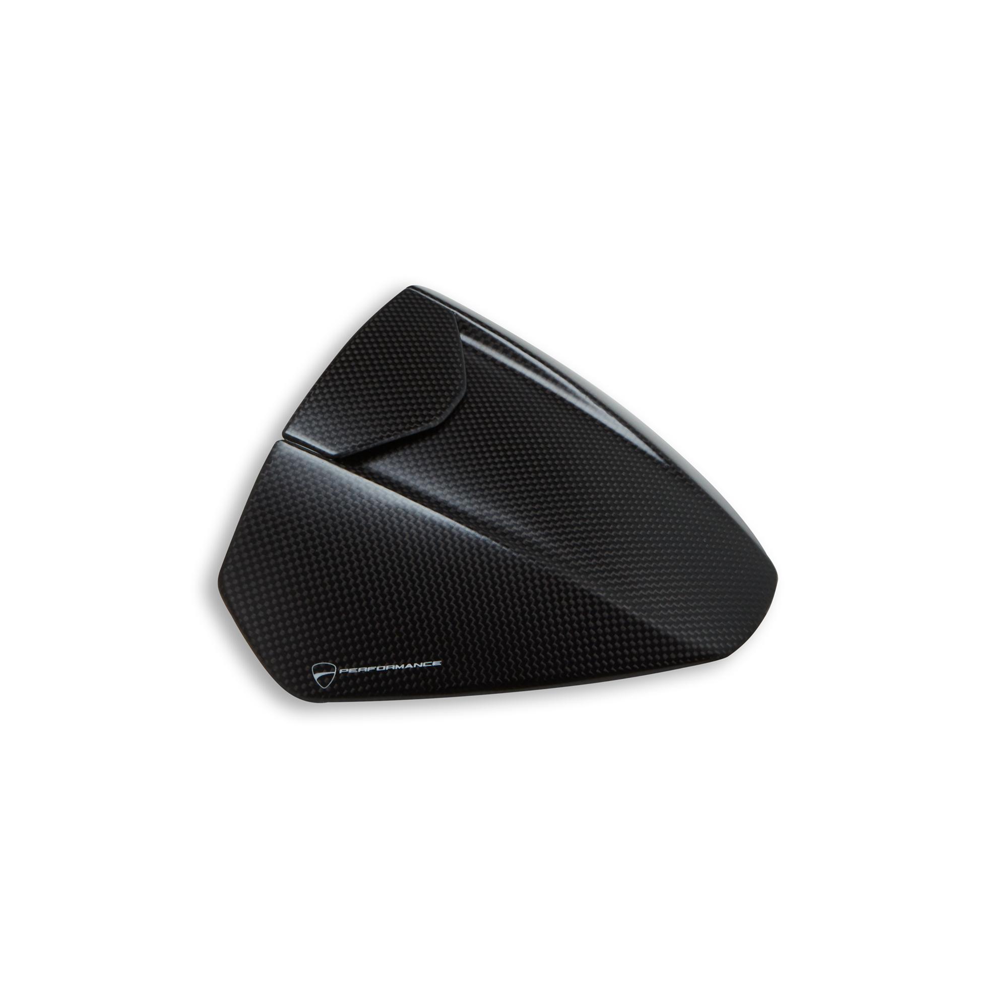 Carbon fiber headlight fairing. 96981211A