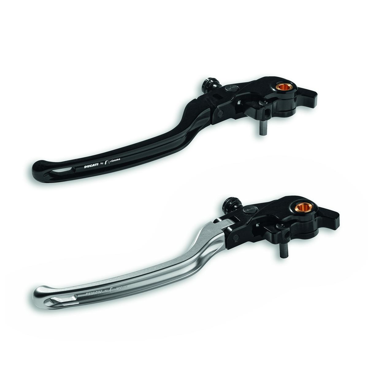 Clutch lever Black Rizoma 96180551BA