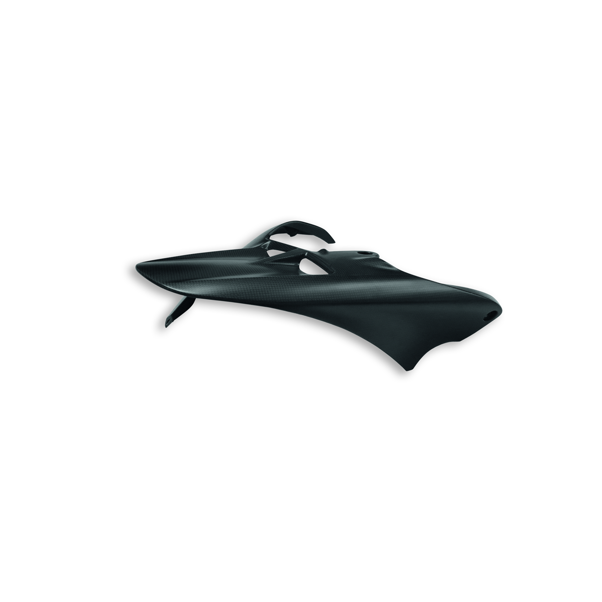 Carbon rear mudguard. 96980821A