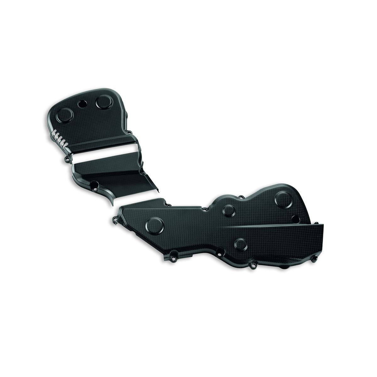 Carbon fiber belt covers. 96980511A