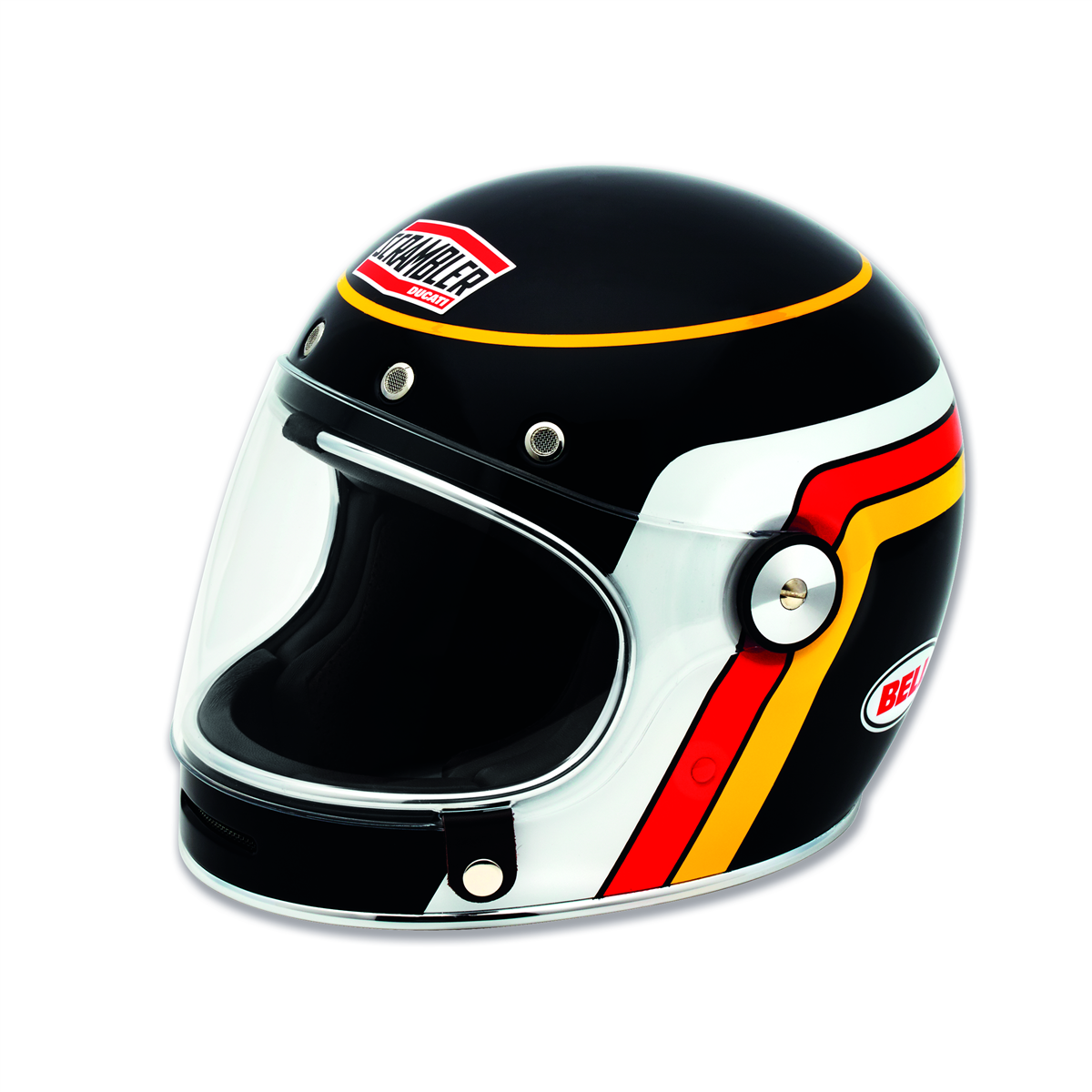 Black Track - Full-face helmet 981033302