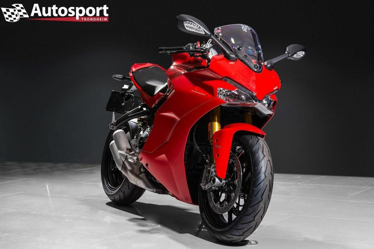 Supersport S 2020 SSSRØD