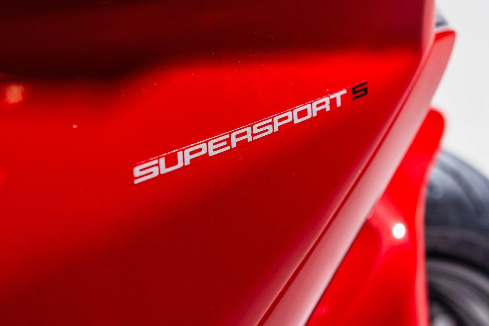 Supersport S 2020