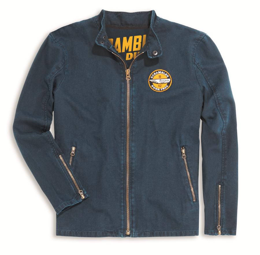 Jacket Scrambler Sprocket L 987691705