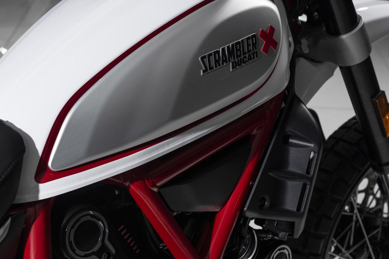 Scrambler 800 Desert Sled 2020
