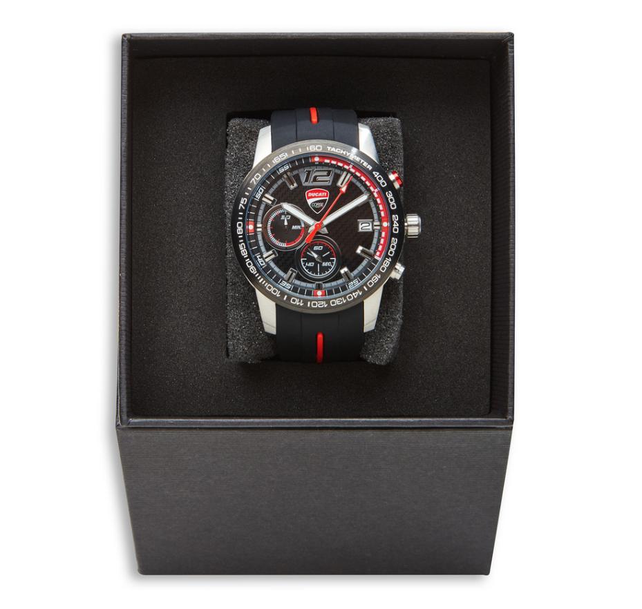 Quartz Chronograph Ducati Corse Redline 987699432
