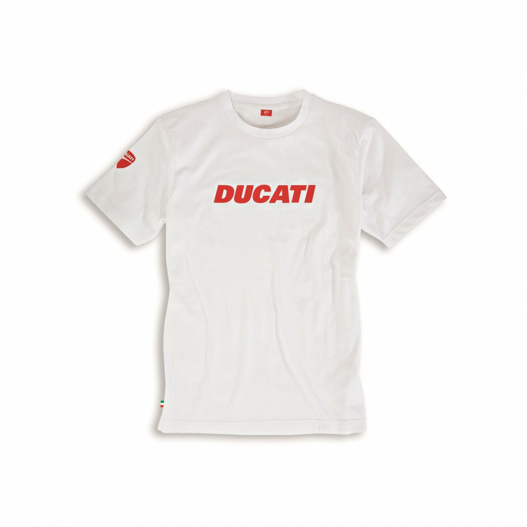 T-shirt Ducatiana 2 White 98769051
