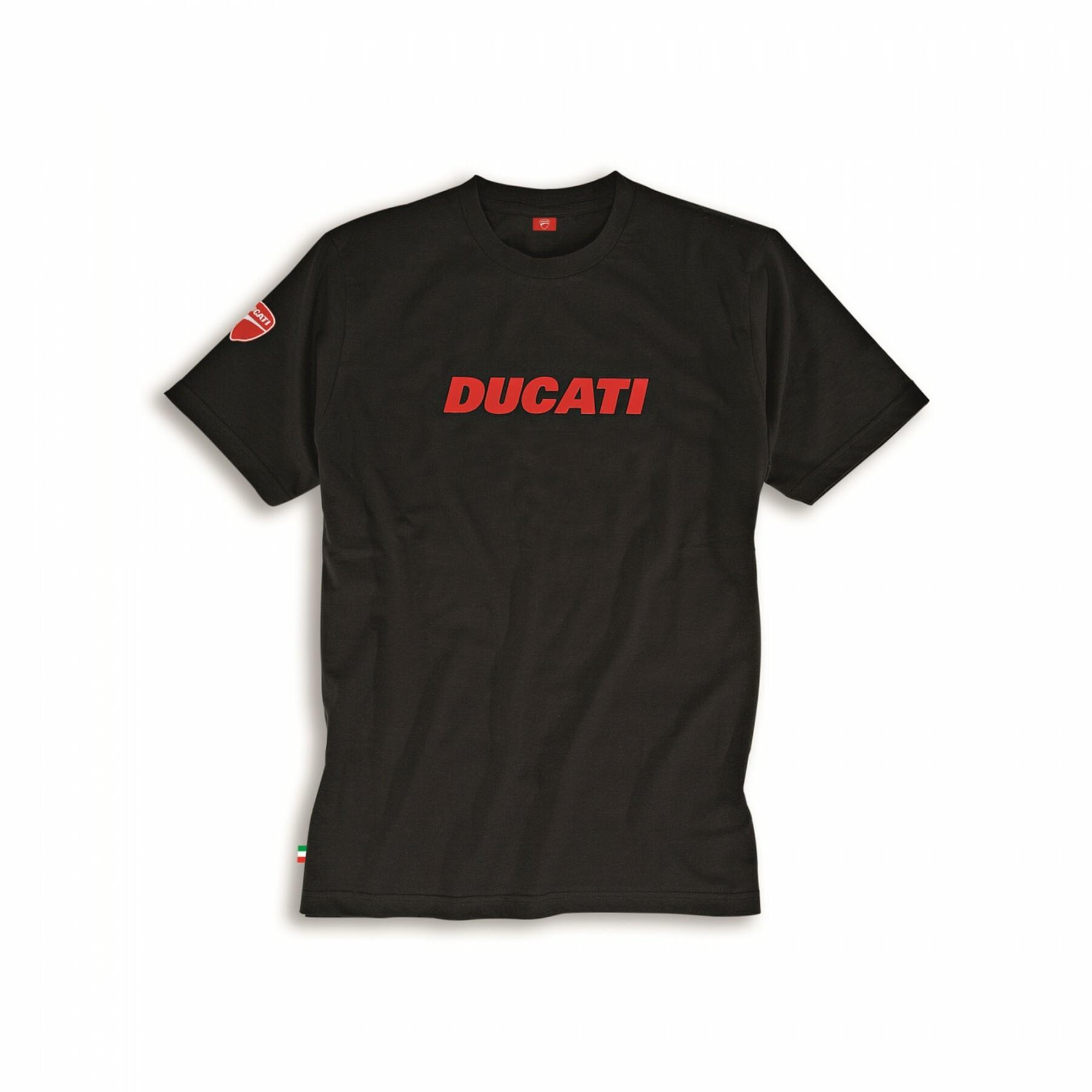T-shirt Ducatiana 2 Black 98769052