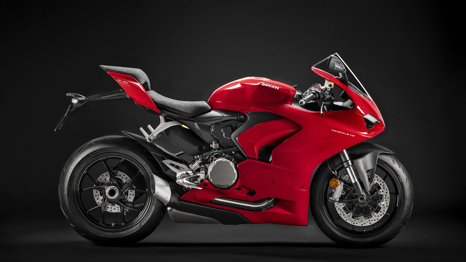 Panigale V2 Red 2020 V2