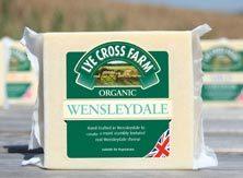 Cheese Lye Cross - Wensleydale 245g
