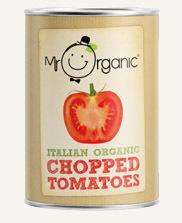 Chopped Tinned Tomato 400g
