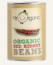 Suma - Tinned Red Kidney Beans 400g