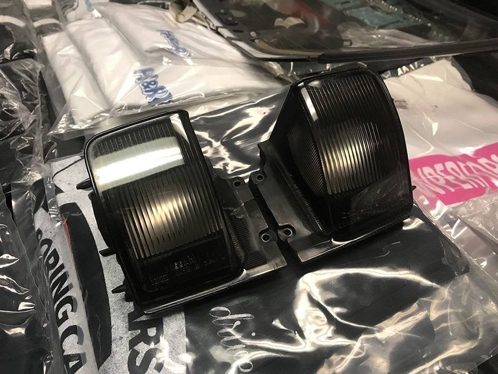 R32 Coupe Reverse Lenses Pair - Free Shipping!
