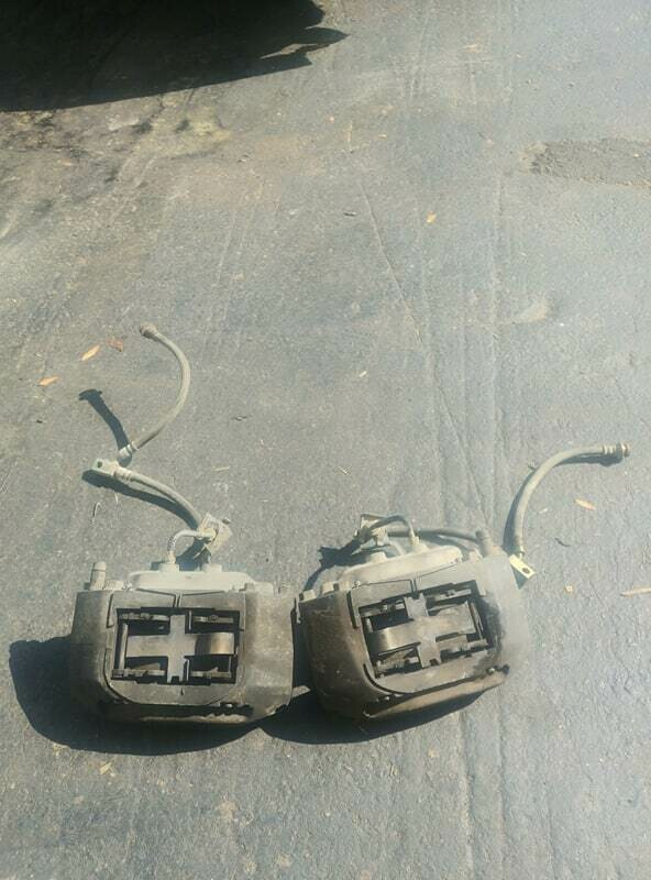oem Gtr front calipers - pair (used)