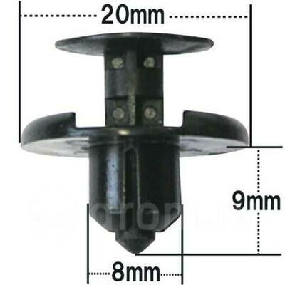 01553-09191 R33 fender liner clip