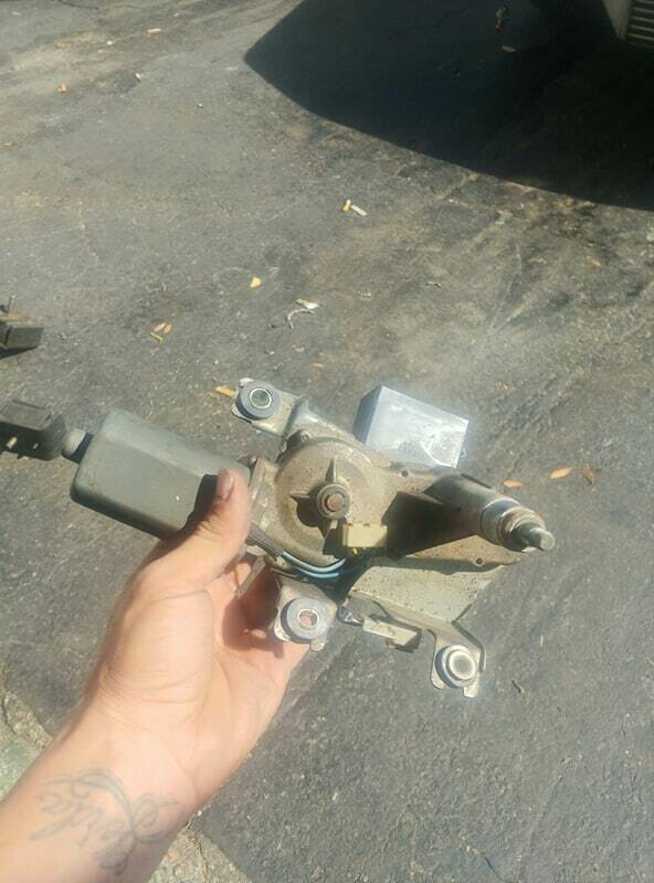 r32 Gtr rear wiper motor (used)