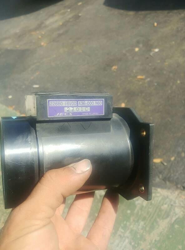 vg30 rb20 mass air flow sensor