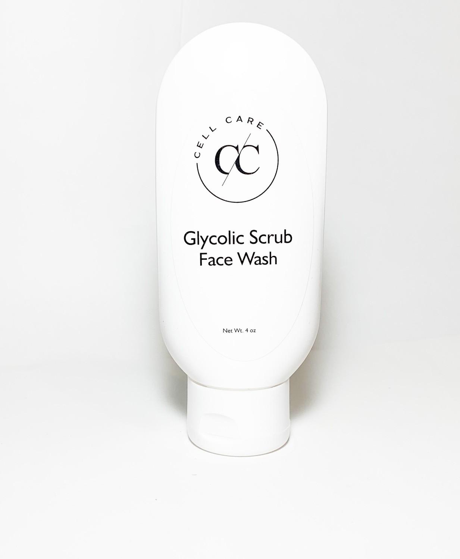 Glycolic Scrub Face Wash