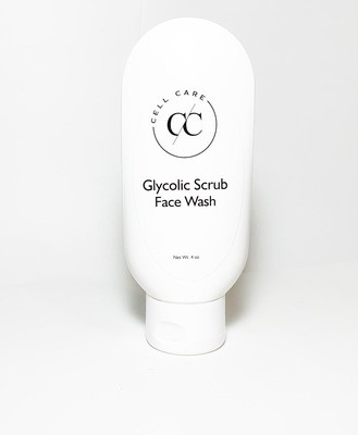 Glycolic Scrub Face Wash
