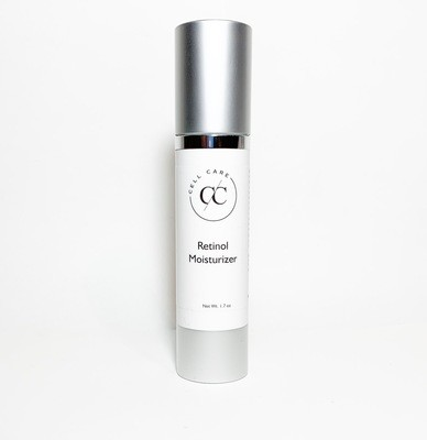 Retinol Moisturizer with Hyaluronic Acid