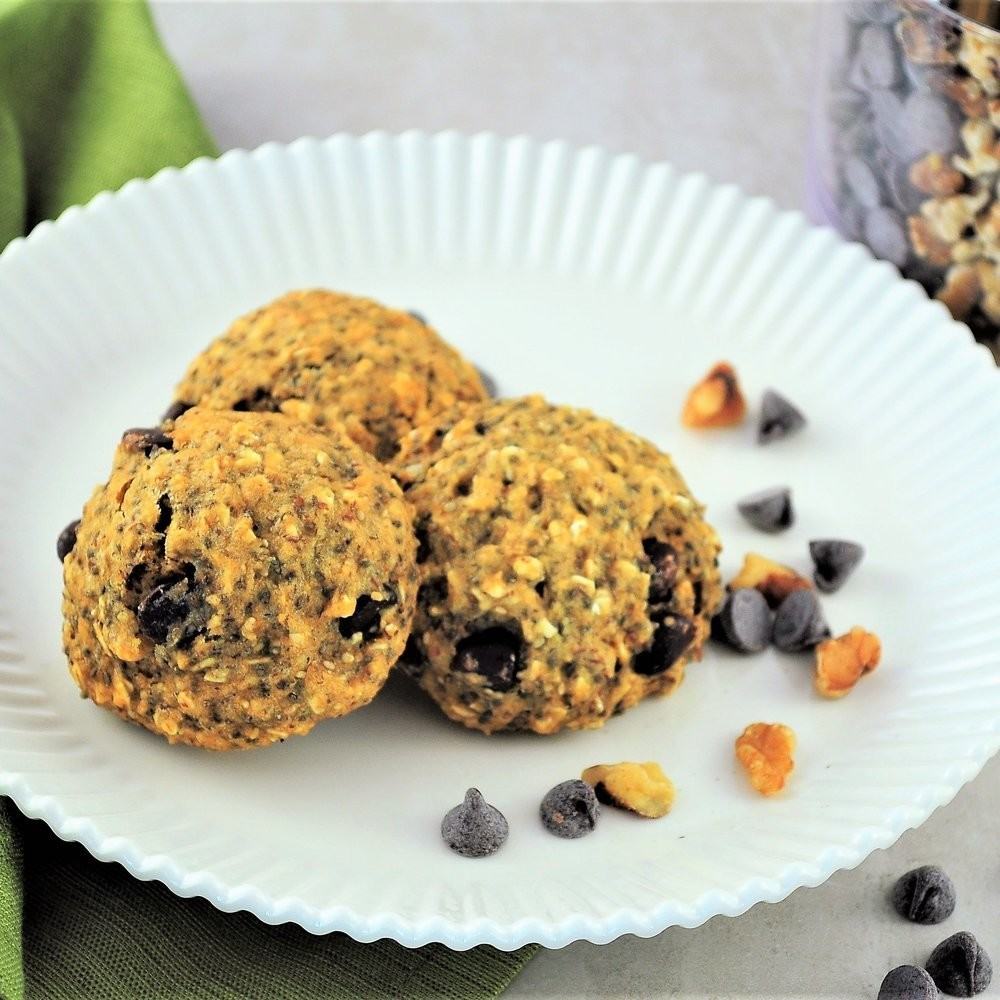 Oatmeal Dark Choc Chip Walnut