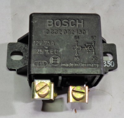 Bosch startrele