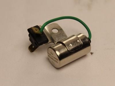 Kondensator for S-motor