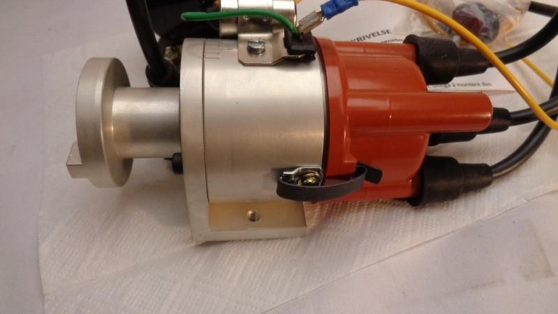 Tenningsanlegg for 2-sylindrede motorer