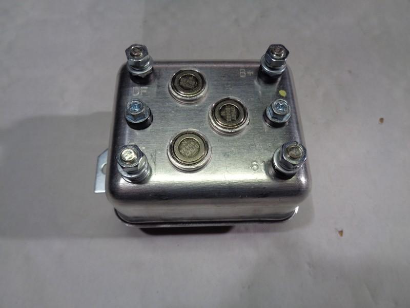 Laderegulator, Transpo, elektronisk