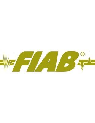 FIAB F9089/100 Ηλεκτρόδια αυτοκόλλητα ενηλίκων/παιδικά κατάλληλα για ηκγ,κόπωση,monitor & holter (100 τμχ)