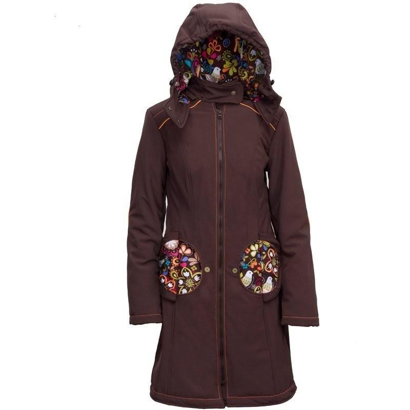 Folk Tale babywearing coat