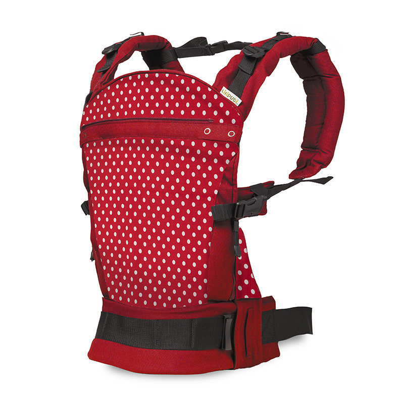 Polka Dots buckle carrier