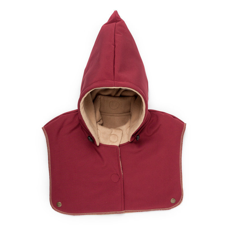 Nawaho baby hood and neck warmer