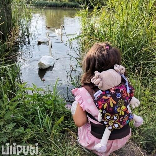 Liliputi Mini Muistend