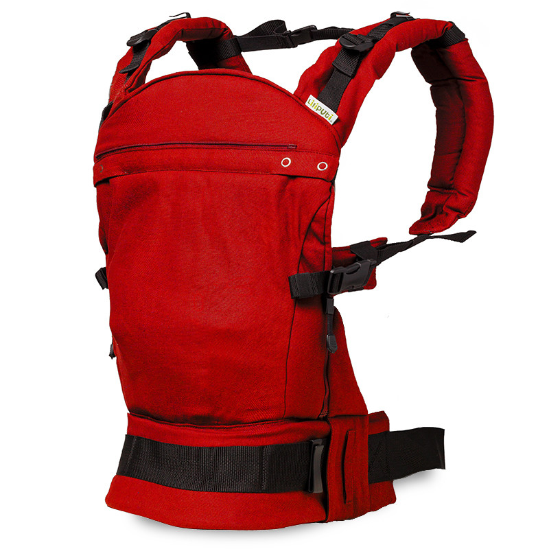 Rouge buckle carrier
