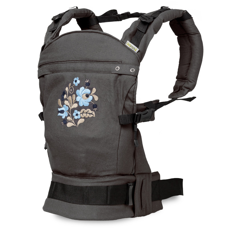 Matyo Graphit buckel carrier