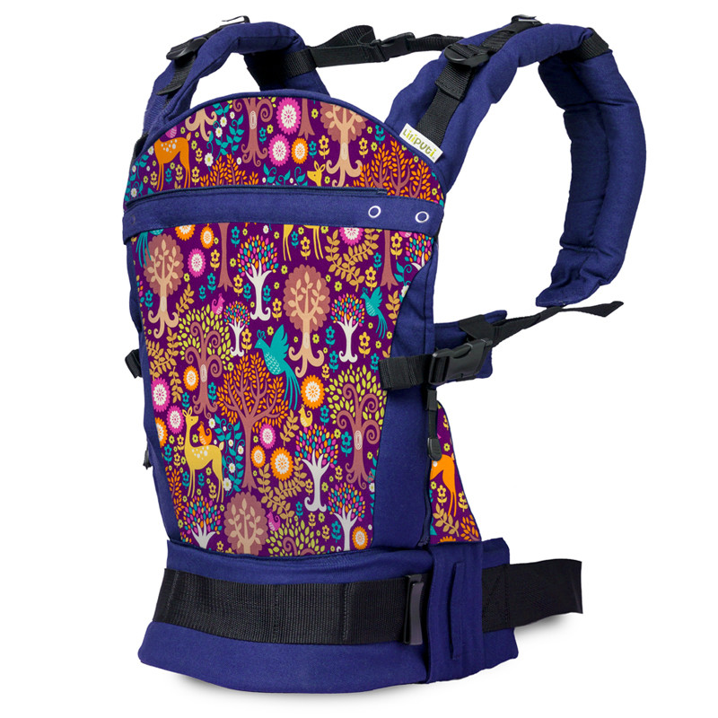 Magic Forest buckle carrier
