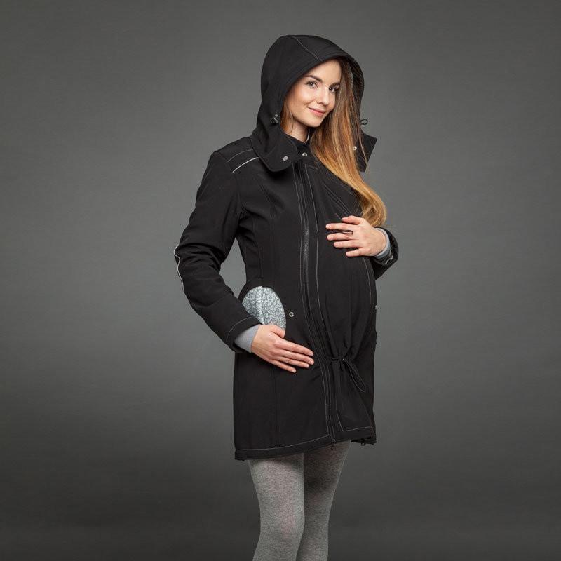 Life Force babywearing coat