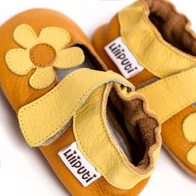 Päevalill sandaalid